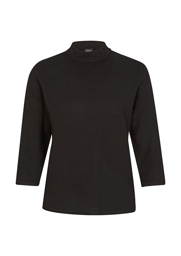 Damen Pullover mit Applikation