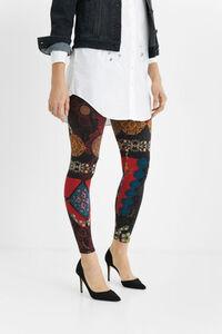 Boho-Leggings Slim Fit