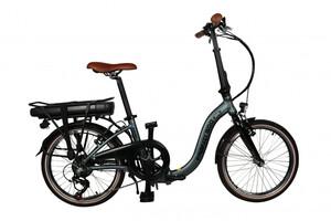 Blaupunkt Falt-E-Bike 20'' Franzi 500 Special Edition