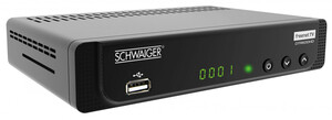 Schwaiger DVB-T2 HD Receiver DTR600HD