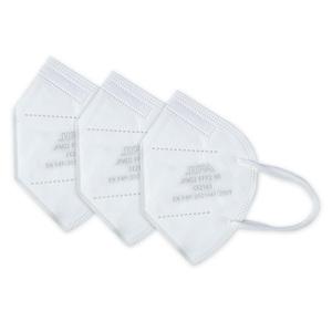 Multitec FFP2 Atemschutzmasken 3er-Pack