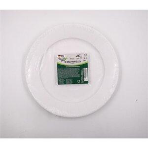 10 Grill-Pappteller, 29 cm