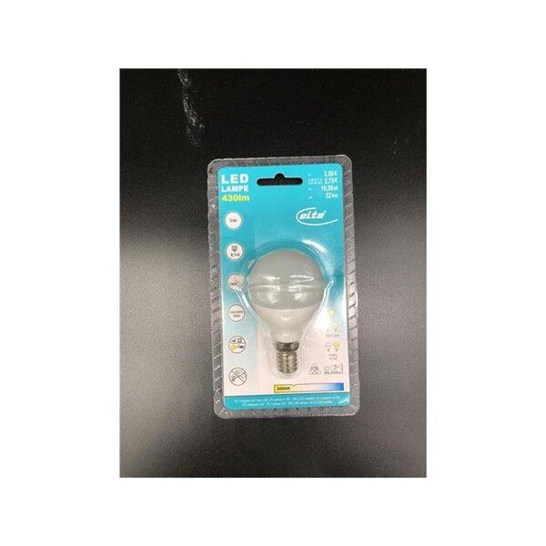 LED LAMPE 430lm