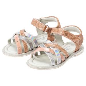Baby Sandalen mit Glitzer