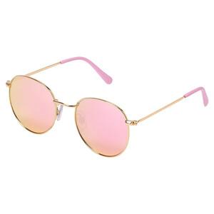 Mädchen Sonnenbrille aus Metall