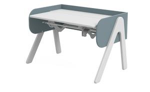 FLEXA Schülerschreibtisch  Woody - weiß - Tische > Bürotische - Möbel Kraft