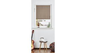Rollo Klemmfix - grau - 100% Polyester - Gardinen & Vorhänge > Rollos & Sonnenschutz > Rollos - Möbel Kraft