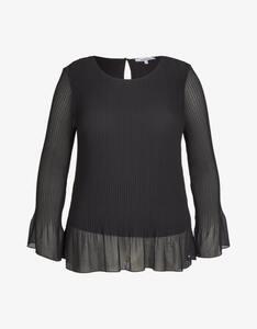 Steilmann Woman - Plissee-Bluse in Schlupfform