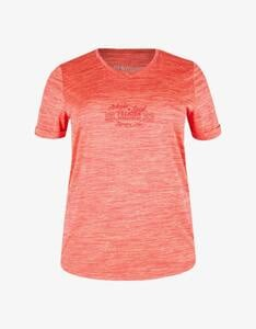 Fit&More - Fitness T-Shirt mit Print