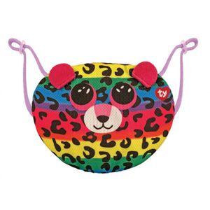 Beanie Boo - Mund-Nasen-Maske - Leopard - Dotty
