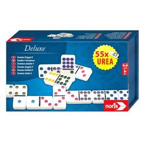 Domino Deluxe Doppel 9 -  Noris