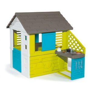 Smoby - Spielhaus - Pretty Haus - mit Sommerküche