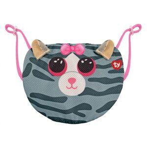 Beanie Boo - Mund-Nasen-Maske - Katze - Kiki