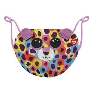 Beanie Boo - Mund-Nasen-Maske - Leopard - Giselle