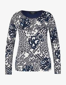 Bexleys woman - Pullover im Mustermix
