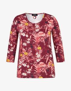 Bexleys woman - Shirt mit Floralem Druck und 3/4-Arm