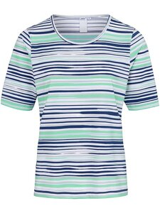 Rundhals-Shirt Heike JOY Sportswear blau Größe: 40