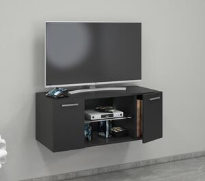 VCM - my media Lowboard Jusa 95 cm Schwarz