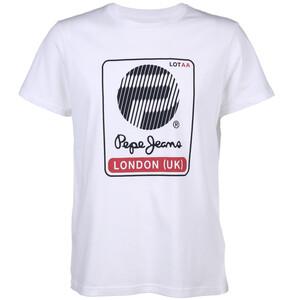 Herren Pepe Shirt mit Frontprint