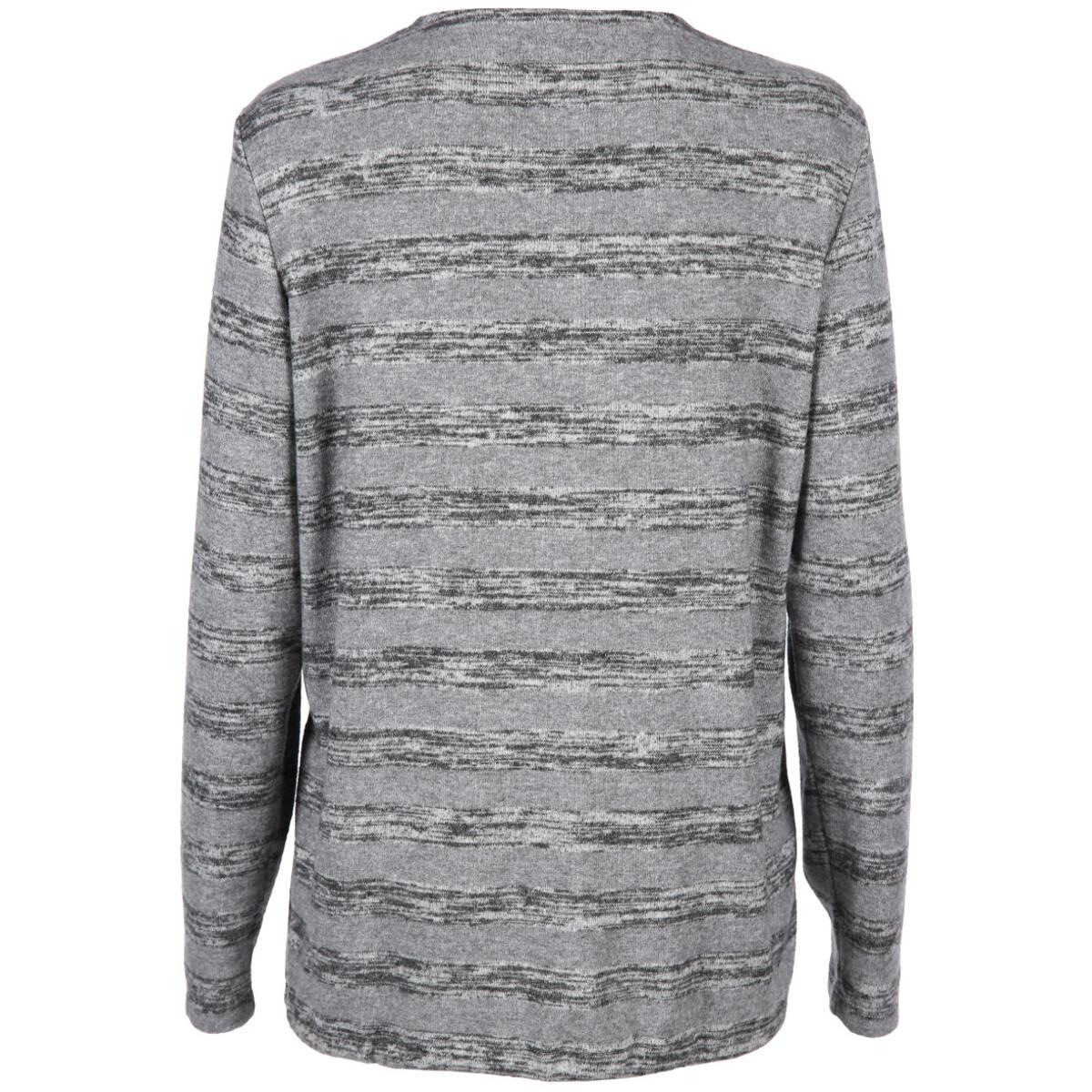 Bild 2 von Damen Shirt mit Pailletten Print Motiv