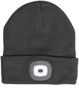 Steuber Mütze, grau