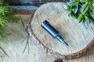 Kraft Werkzeuge Fettspritze für Sägeketten