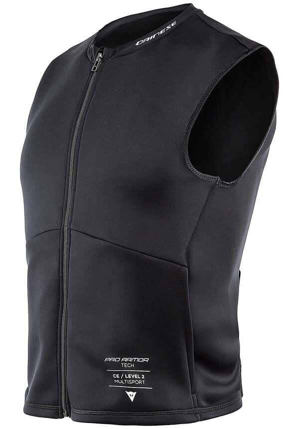 Dainese Pro-Armor Waistcoat - Rückenprotektor für Herren - Schwarz
