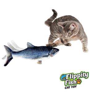 Media Shop Katzenspielzeug Flippity Fish
