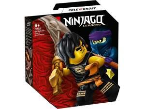 LEGO Ninjago Battle Set: Cole vs. Geisterkämpfe 71733