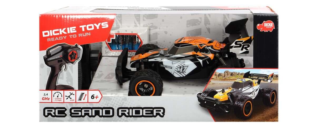 Bild 1 von Dickie Toys RC Sand Rider Spielzeugauto mit Funkfernsteuerung