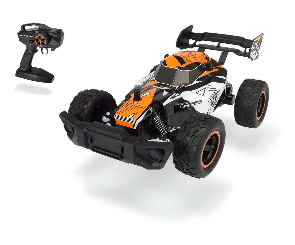 Bild 2 von Dickie Toys RC Sand Rider Spielzeugauto mit Funkfernsteuerung