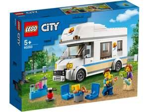 LEGO City Camper Van 60283