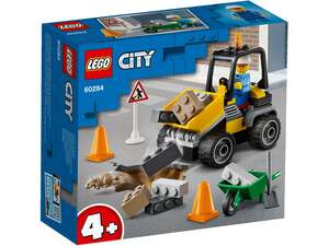 LEGO City Baustellen-LKW 60284