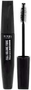 RIVAL DE LOOP Full Volume Fibre Mascara Black