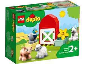 LEGO DUPLO Tierpflege auf dem Bauernhof 10949