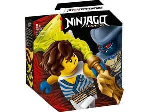 LEGO Ninjago Battle Set: Jay vs. Serpentine 71732