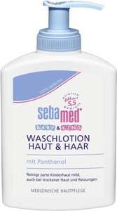 sebamed Baby  Kind Waschlotion Haut & Haar