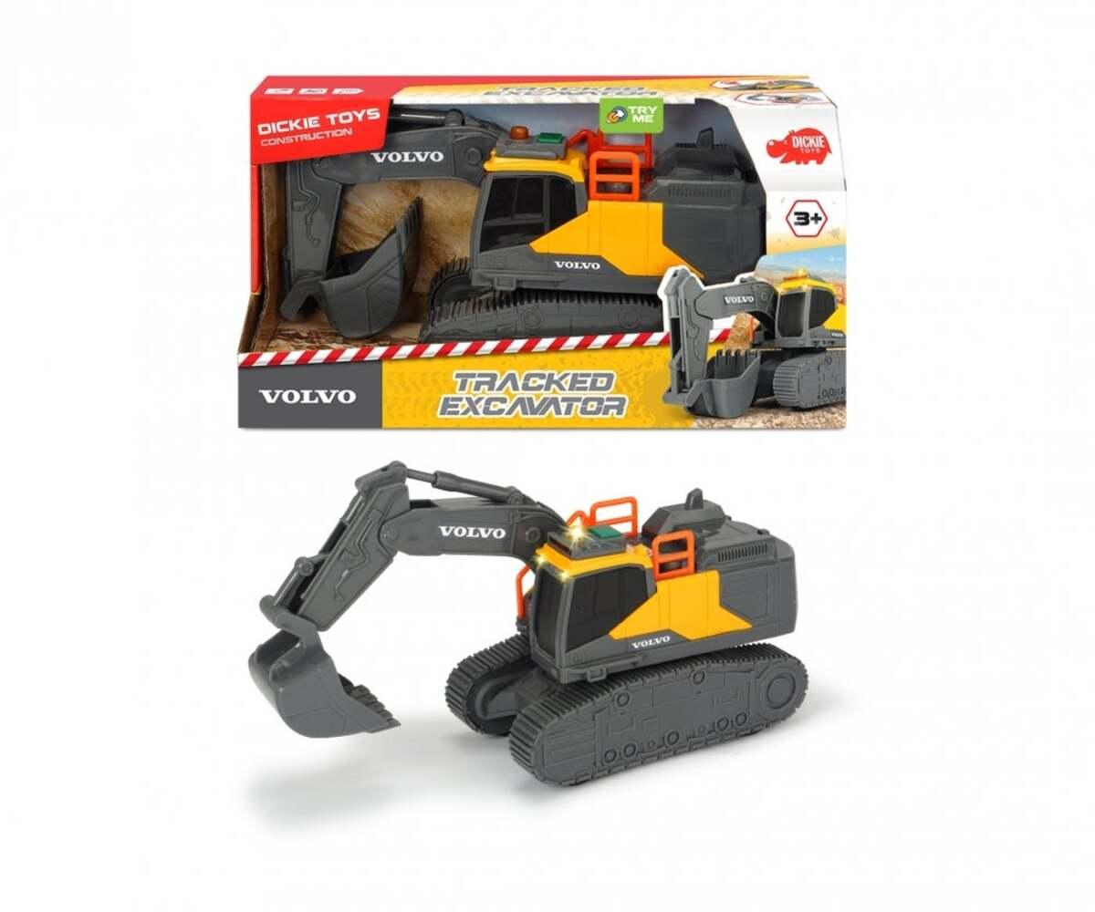 Bild 1 von Dickie Toys Volvo Tracked Excavator