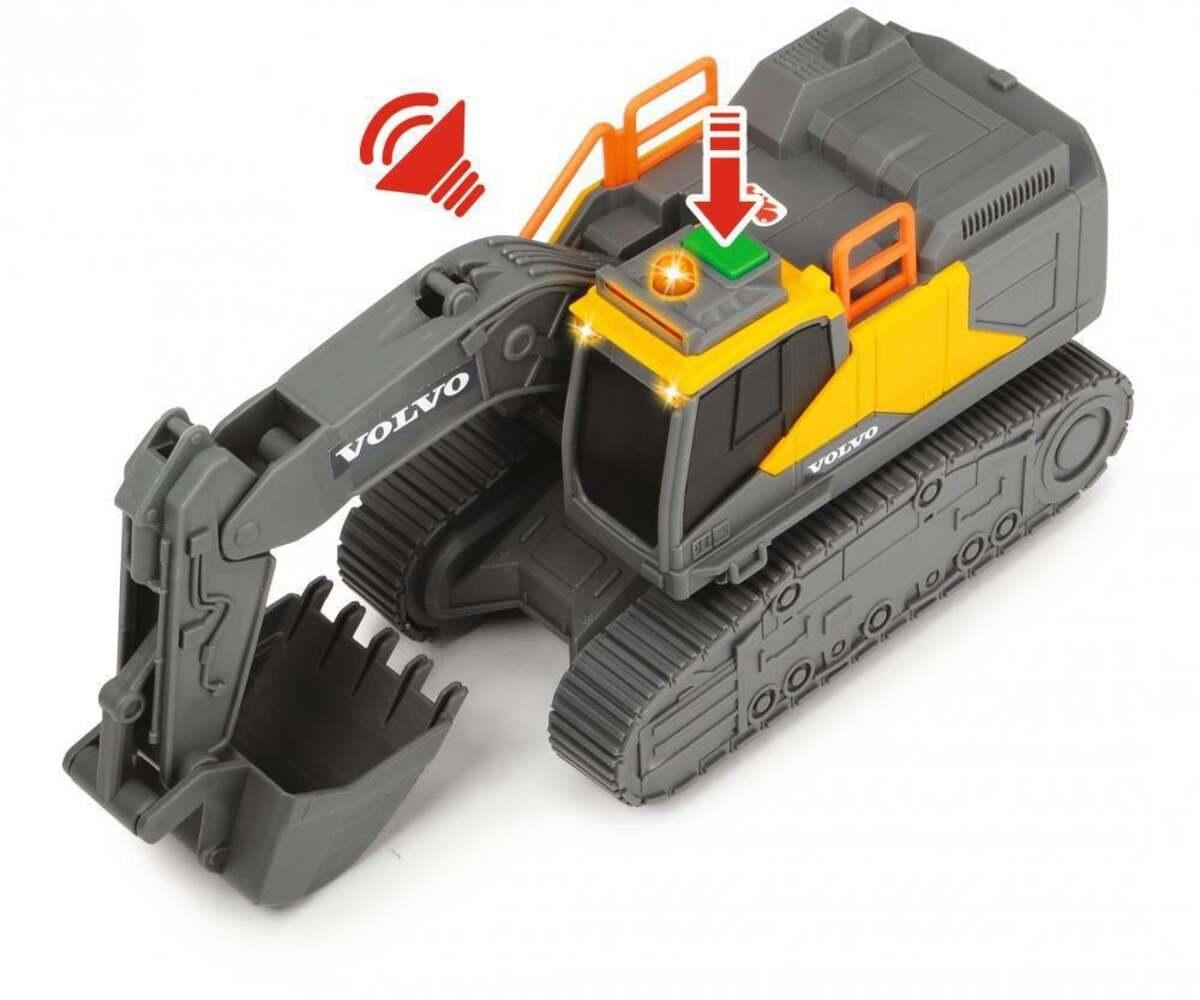 Bild 4 von Dickie Toys Volvo Tracked Excavator