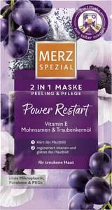 Merz Spezial 2in1  Peeling & Maske Power Restart