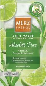 Merz Spezial 2in1 Maske Peeling & Pflege Absolute Pure