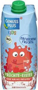 GENUSS PLUS KIDS Bio Früchte-Eistee