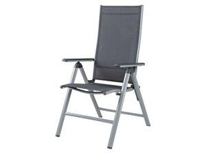 FLORABEST Stuhl Hochlehner, aus Aluminium