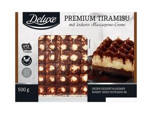 Deluxe Premium Tiramisu