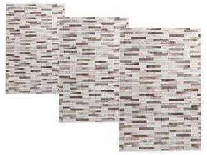 Obsession Teppich »My Bonanza 523«, in Tierfelloptik, geeignet für Fußbodenheizung