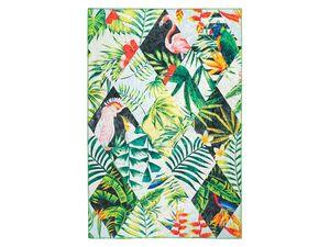 Obsession Teppich »Exotic 212«, mit Glanzgarn, geeignet für Fußbodenheizung