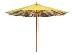 Schneider Sonnenschirm »Malaga« 300/8, im fröhlich, farbigem Design