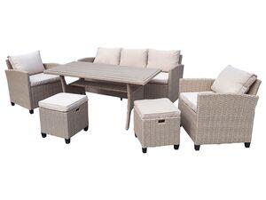 bellavista - Home & Garden®  Dining-Lounge »Madeira II«, 6-teilig