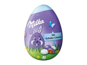 Milka Lustiges Oster Ei