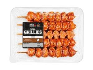 Grillmeister Puten-Grillies